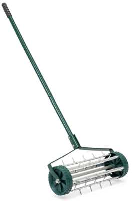 Best Choice Rolling Lawn Aerator