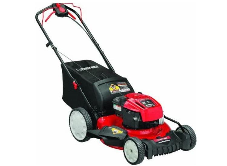 Troy-Bilt TB110 140-cc 21-in Residential Gas Push Lawn Mower