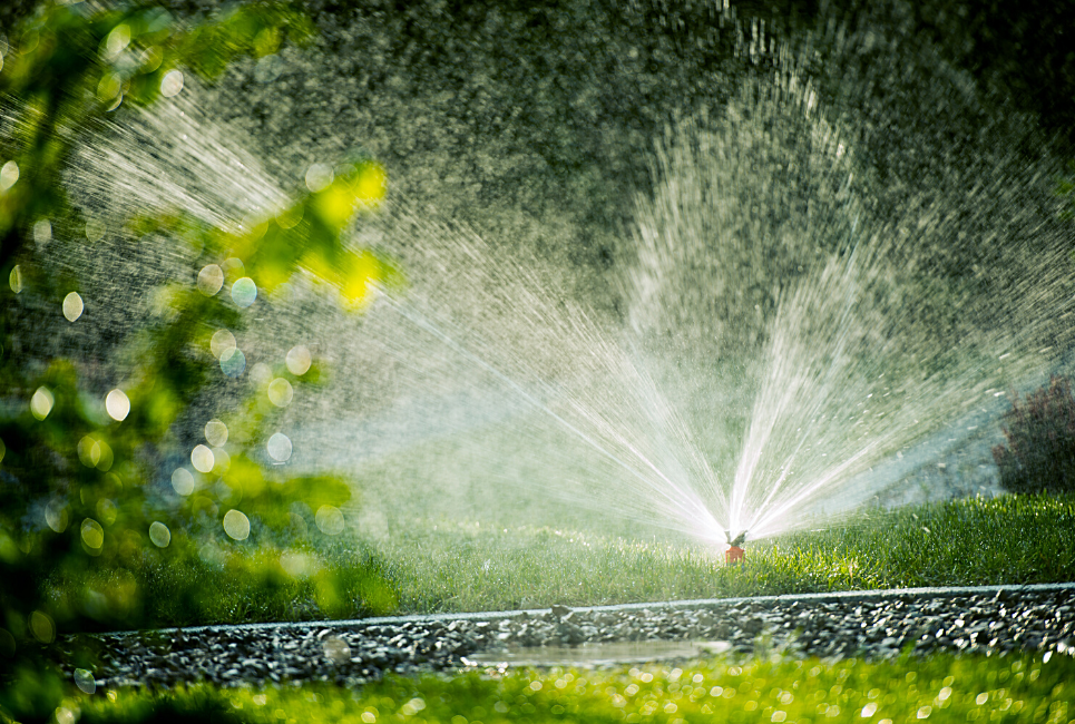 how to find the right Lawn Sprinkler