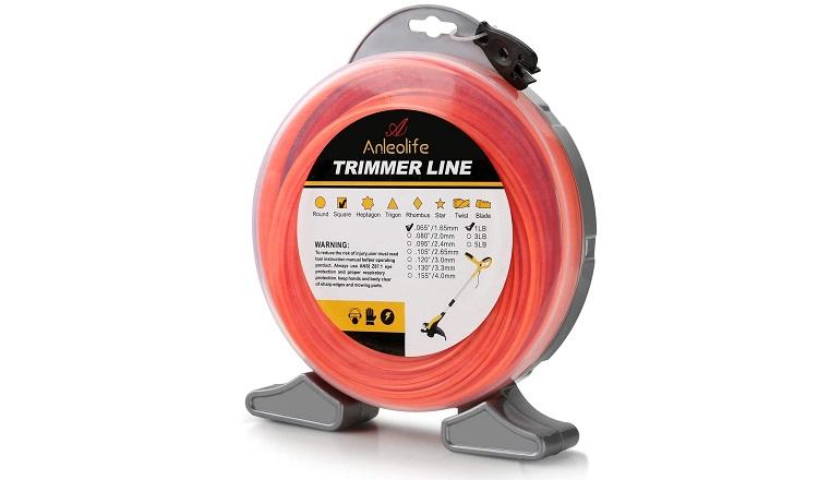 Anleolife Commercial Square .065 String Trimmer Line